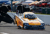 NHRA Mello Yello Drag Racing Series<br /> AAA Insurance NHRA Midwest Nationals<br /> Gateway Motorsports Park, Madison, IL USA<br /> Sunday 1 October 2017 J.R. Todd, DHL, funny car, Toyota, Camry<br /> <br /> World Copyright: Mark Rebilas<br /> Rebilas Photo