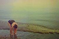 Dead Sea (Holga)