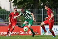 Emre Kanman (Klein-Gerau) - 15.08.2021 Büttelborn: SV Klein-Gerau vs. SKG Bauschheim, A-Liga