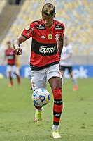 3rd October 2021; Maracana Stadium, Rio de Janeiro, Brazil; Brazilian Serie A, Flamengo versus Athletico Paranaense;  Bruno Henrique of Flamengo