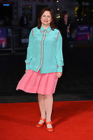 "Claire Stewart<br /> arriving for the London Film Festival 2017 screening of ""Film Stars Don't Die in Liverpool"" at Odeon Leicester Square, London<br /> <br /> <br /> ©Ash Knotek  D3331  11/10/2017"