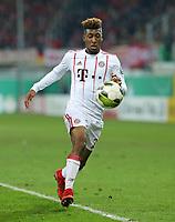 06.02.2018, Football DFB Pokal 2017/2018,   SC Paderborn 07 - FC Bayern Muenchen, in Benteler-Arena Paderborn. Kingsley Coman (Bayern Muenchen)  *** Local Caption *** © pixathlon<br /> <br /> +++ NED + SUI out !!! +++<br /> Contact: +49-40-22 63 02 60 , info@pixathlon.de