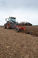 3/12/2020 Ploughing in Rutland <br /> ©Tim Scrivener Photographer 07850 303986<br />      ....Covering Agriculture In The UK....