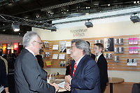 Gespräch zwischen Focus Herausgeber Helmuth Markwart und Minister Jürgen Rütgers