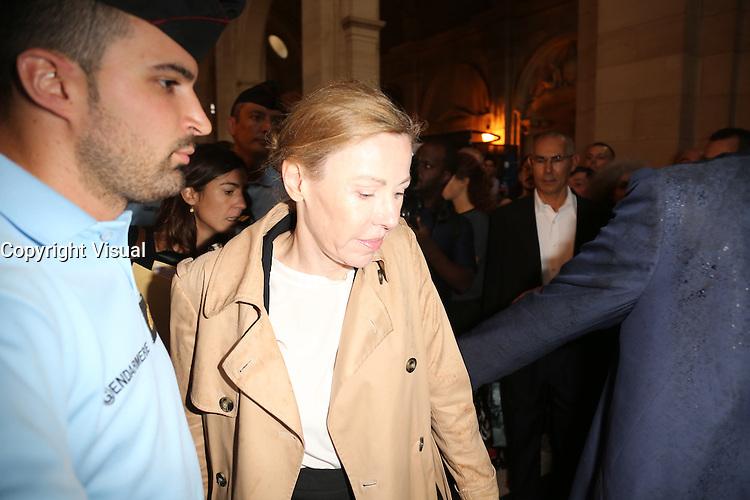 JEROME CAHUZAC ET SON EX-FEMME PATRICIA MENARD AU TRIBUNAL DE PARIS POUR FRAUDE FISCALE
