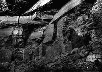 Monanki Sinaqua American Indian Ruins Sedona Arizona USA