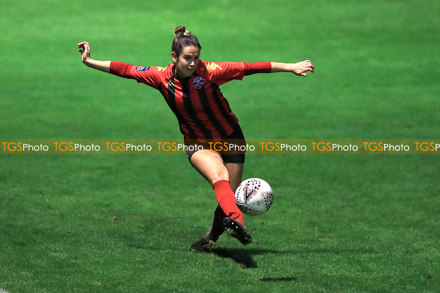 Charley Boswell of Lewes during Lewes Women vs Bristol City Women, FA Women's Continental League Cup Football at The Dripping Pan on 18th November 2020