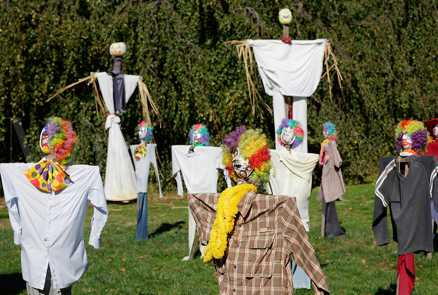 Scarecrow competition.