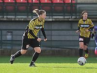 WD Lierse SK : Caroline Berrens.foto DAVID CATRY / Vrouwenteam.be