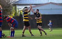 190427 Horowhenua-Kapiti Premier Club Rugby - Foxton v Rahui