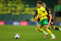 17th April 2021; Carrow Road, Norwich, Norfolk, England, English Football League Championship Football, Norwich versus Bournemouth; Max Aaron of Norwich City