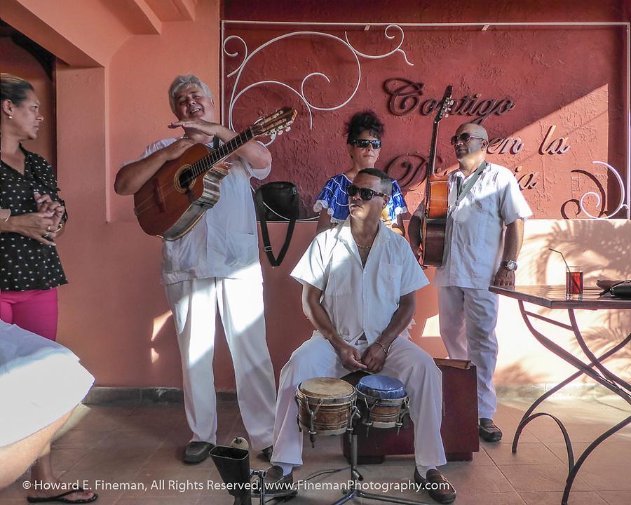 Trinidad music group