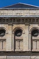 France, Aquitaine, Pyrénées-Atlantiques, Pays Basque, Bayonne:  La Synagogue de Bayonne construite en 1836-1837, dans le quartier Saint-Esprit // France, Pyrenees Atlantiques, Basque Country, Bayonne: The Synagogue