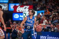 VALENCIA, SPAIN - NOVEMBER 22: Jordi Grimau during Endesa League match between Valencia Basket Club and Retabet.es GBC at Fonteta Stadium on November 22, 2015 in Valencia, Spain