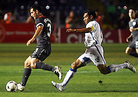 The US men's national team defeated Guatemala 1-0 in the semifinal round of qualifying for the 2010 FIFA World Cup on August 20, 2008.