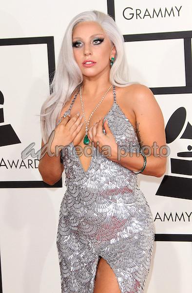 57th Annual Grammy Awards Arrivals Admedia Photo