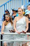 Scenes from around  the 155th Queen's Plate at Woodbine Race Course in Toronto, Canada on July 06, 2014.