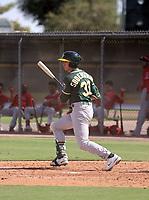 Tyler Soderstrom - 2021 AIL Athletics (Bill Mitchell)