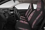 Front seat view of a 2018 Citroen C1 Feel 5 Door Hatchback front seat car photos