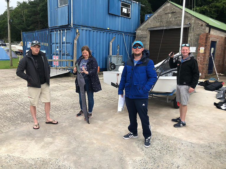GP14 Championships at Lough Erne Yacht Club