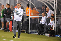 EAST RUTHERFORD, NJ - SEPTEMBER 7: Gerardo Martino Mexico National Team head coach during a game between Mexico and USMNT at MetLife Stadium on September 6, 2019 in East Rutherford, New Jersey.