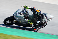 29th March 2021; Barcelona, Spain;  Superbikes, WorldSSP300 , day 1 testing at Circuit Barcelona-Catalunya; Oliver Konig (CZE) riding Kawasaki Ninja 400 from Movisio by Mie