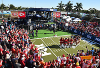 MIAMI, FL - FEBRUARY 2: A general view at the Fox Sports broadcast of Super Bowl LIV at Hard Rock Stadium on February 2, 2020 in Miami, Florida. (Photo by Frank Micelotta/Fox Sports/PictureGroup)