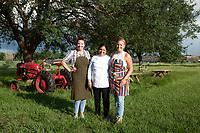2021-06-30 Hope Farms Visit Houston Dinner