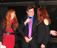 "General Hospital Jacklyn Zeman ""Bobbie Spencer"" poses with Dale Badway and Jane Elissa. Jackie is honorary chair of The 29th Annual Jane Elissa Extravaganza which benefits The Jane Elissa Charitable Fund for Leukemia & Lymphoma Cancer, Broadway Cares and other charities on November 14, 2016 at the New York Marriott Hotel, New York City presented by Bridgehampton National Bank and Walgreens.  (Photo by Sue Coflin/Max Photos)"
