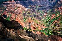 Waimea Canyon. Kauai, Hawaii