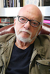 Hal Prince photo shoot in his office on July 30, 2015 in New York City.