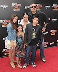 Pepe Aguilar and family at The Weinstein Company World Premiere of Spy Kids: All the Time in the World in 4 held at The Regal Cinames,L.A. Live in Los Angeles, California on July 31,2011                                                                               © 2011 Hollywood Press Agency