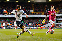 20.03.2016. White Hart Lane, London, England. Barclays Premier League. Tottenham Hotspur versus AFC Bournemouth. Ryan Mason of Tottenham Hotspur fires a shot on goal. ; Mason was made interim team manager for 2021 season after Spurs sacked Jose Mourinho. Mason retired from playing for Tottenham after suffering a fractured skull in a game in early 2017 at Hull.