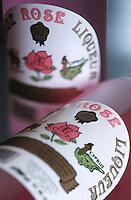 Europe/Chypre/Agros: Liqueur de rose