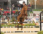 03 October 2010.  Christopher Burton and Holstein Park Leilani.