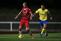 Ronnie Winn of Hornchurch during Hornchurch vs Wingate & Finchley, Pitching In Isthmian League Premier Division Football at Hornchurch Stadium on 6th October 2020
