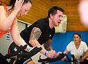 R.P.M. Les Mills Launch Falkirk Community Trust Circuit Fitness.