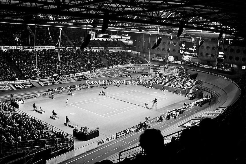 1979, ABN Tennis Toernooi, overzicht