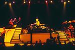 Various live photographs of British, singer/songwriter, Howard Jones.