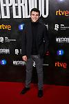 Pol Monen attends to La Caza. Monteperdido premiere at Capitol cinema in Madrid, Spain. March 12, 2019. (ALTERPHOTOS/A. Perez Meca)