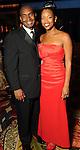 Glenn Pringle and Tanika Vital-Pringle at the Ensemble Theatre's 2010 Black Tie Gala at the Hilton Americas Houston Saturday Aug. 14,2010.(Dave Rossman/For the Chronicle)