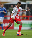 Bruno Andrade of Stevenage (on loan from QPR)<br />  - Stevenage v Portsmouth - FA Cup 1st Round  - Lamex Stadium, Stevenage - 9th November, 2013<br />  © Kevin Coleman 2013