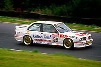 1991 British Touring Car Championship. #59 Matt Neal (GBR). BRR Motorsport. BMW M3.