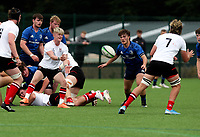 Saturday 5th September 2021<br /> <br /> James Wright during U19 inter-pro between Ulster Rugby and Leinster at Newforge Country Club, Belfast, Northern Ireland. Photo by John Dickson/Dicksondigital