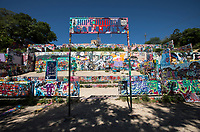 Hope Outdoor Gallery - Austin's Graffiti Park