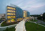 Alfred I du Pont Hospital for Children | FKP Nemours - Alfred I. DuPont Hospital for Children Aerial Photography | FKP Architects