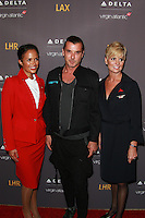 WEST HOLLYWOOD, CA, USA - OCTOBER 22: Gavin Rossdale arrive at the Delta Air Lines And Virgin Atlantic Celebratration Of New Direct Route Between LAX And Heathrow Airports held at The London Hotel on October 22, 2014 in West Hollywood, California, United States. (Photo by David Acosta/Celebrity Monitor)