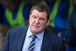 St Johnstone v Inverness Caley Thistle...08.08.15...SPFL..McDiarmid Park, Perth.<br /> Tommy Wright<br /> Picture by Graeme Hart.<br /> Copyright Perthshire Picture Agency<br /> Tel: 01738 623350  Mobile: 07990 594431