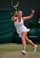 England, London, 28.06.2014. Tennis, Wimbledon, AELTC, Emily Arbuthnott (GBR)<br /> Photo: Tennisimages/Henk Koster