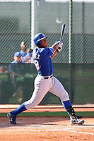Santiago Perez - Kansas City Royals, 2009 Instructional League.Photo by:  Bill Mitchell/Four Seam Images..